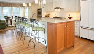 Family Room Kitchen Master Suite Renovation Duxbury