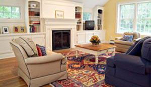 Family Room & Kitchen Renovation Hingham