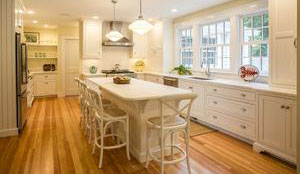 Kitchen Family Room Mudroom Addition Scituate